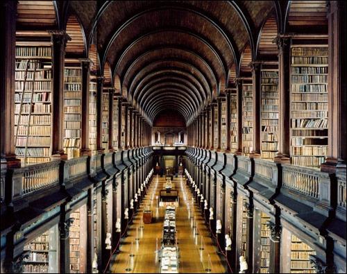 I takto vyzerajú niektoré knižnice...