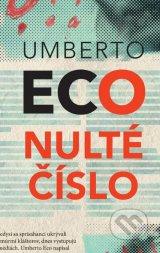 Umberto Eco - Nulté číslo