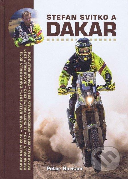 Strieborný Štefan Svitko v novej knihe o Dakare (výhercovia súťaže)