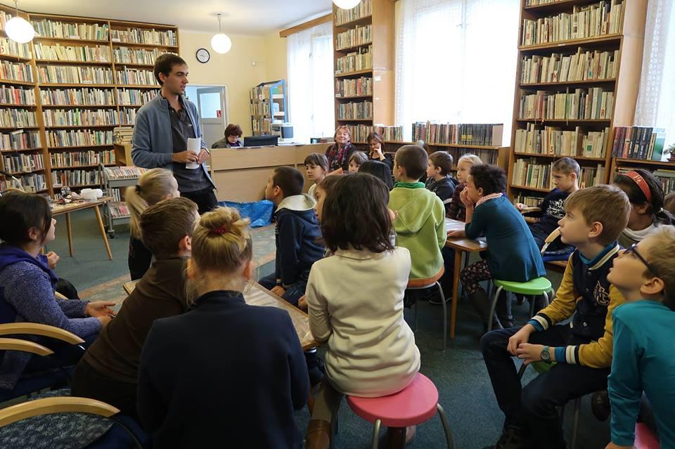 Oslávte Týždeň slovenských knižníc